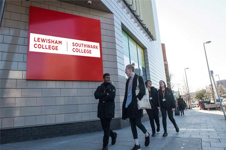 Lewisham and Southwark College
